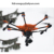 2018 New product Agriculture Six rotor 20kg payload Spraying gps Drone with wifi FPV and HD camera