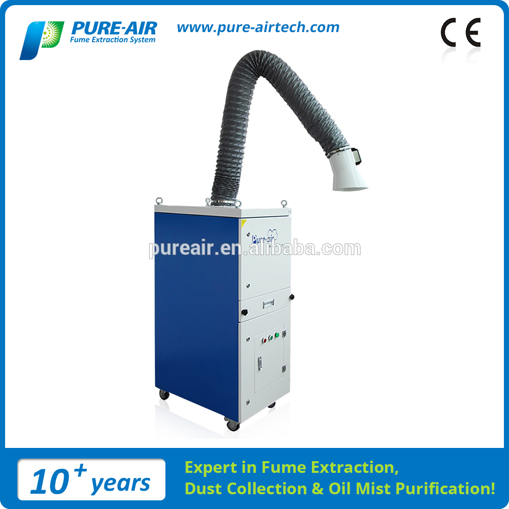 New design portable fume extractor for hair salon with great price