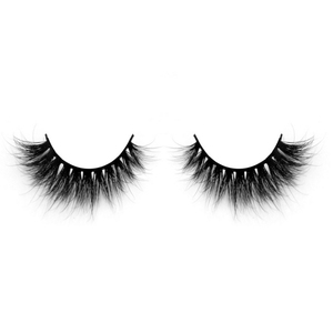 Korean faux mink silk flat lashes false eyelashes wholesale flat lashes