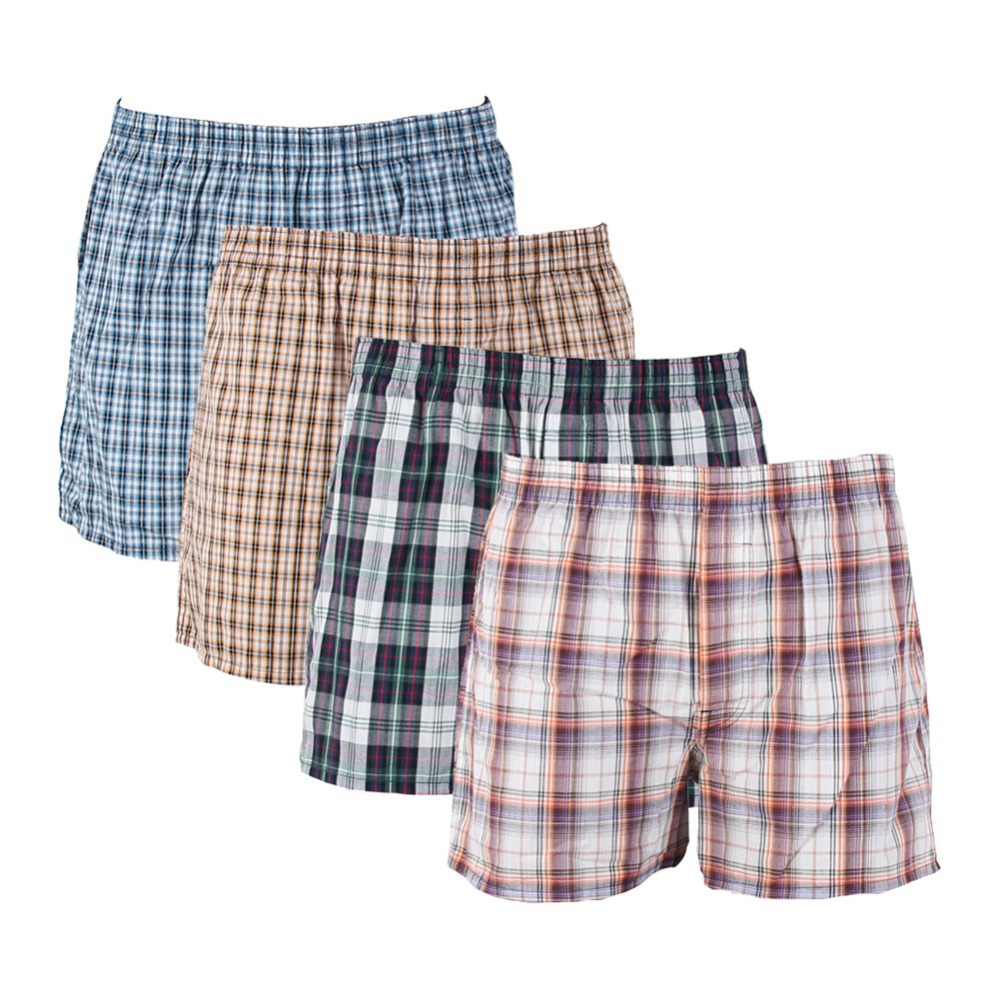 Home Men Underwear Boxers & Briefs Free Range Cotton Men's Free Range Cotton Boxers If you are not % satisfied with any item you purchase from Duluth Trading, return it to us at any time for a refund of its purchase price.