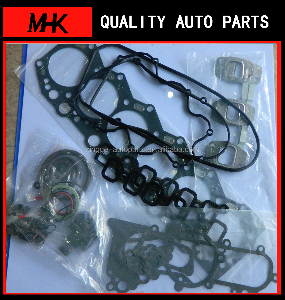 High quality auto Parts Wholesale 1HD-FT <strong>Diesel</strong> Engine Full Gasket Set for TOYOTA land cruiser OEM 04111-17040