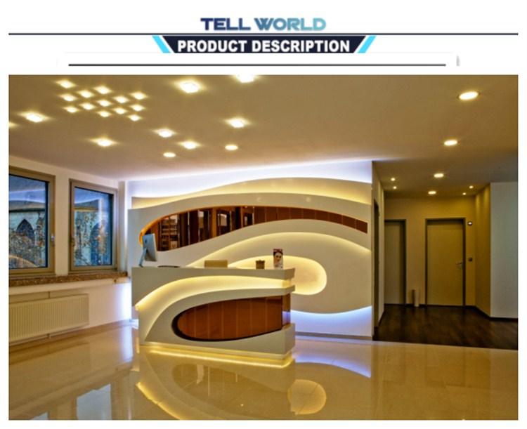 Circular Reception Desk Clic Design
