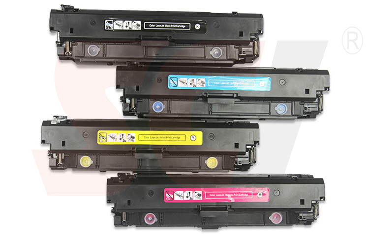 Supricolor wholesale CF360X 508X color toner cartridge For HP LaserJet M553n 553X 553dn M552
