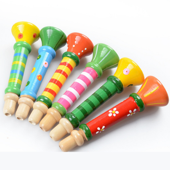 Toy Musical Instrument New 1 Pcs Funny Pink Baby Music Wooden Harmonica Toys Kids Music Instrument Educational Child Attractive Toy Music Toys For Kids Let Our Commodities Go To The World Learning & Education