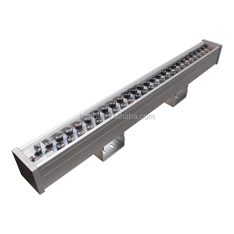 24x3W 3 in 1 RGB LED Batten / Bar - DMX - Wall Washer / Uplighter