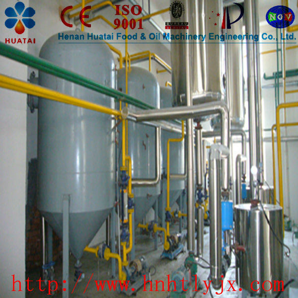 Huatai Brand 99% oil yield vegetable oil extraction plant