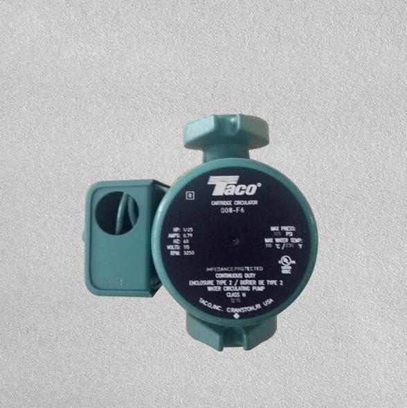YORK Solid Start cabinet Coolant Pump 026-32813-000