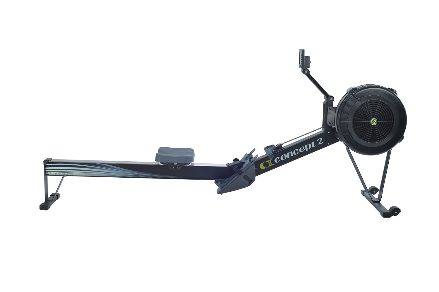 Get Quotations · Concept2 Model D with PM5 Performance Monitor Indoor Rower Rowing Machine Black or Gray