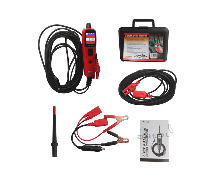 New PS100 Autel Electrical System Diagnostics PowerScan PS100 Circuit Tester / Power Probe / Power Scan