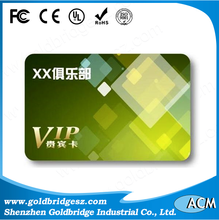 China leader factory Blank Pvc-pet Printable Colorful Lamination Ntag213 Plastic Nfc Badge Card