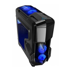 Acrylic side panel computer case gaming ATX PC case