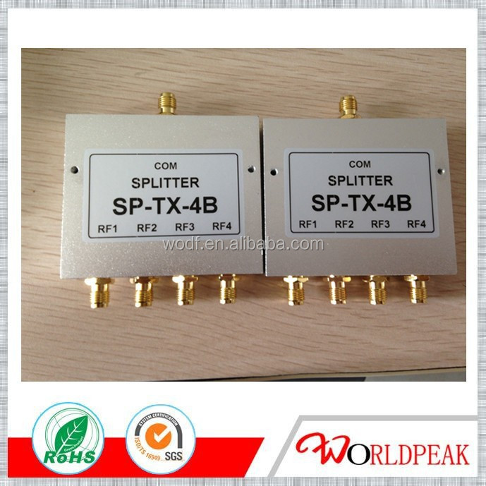 Conector sma power splitter 1500 ~ 8000 Mhz