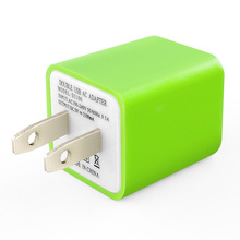 Hoge Kwaliteit Europese US Plug USB Travel Muur Opladen Charger Power Adapter