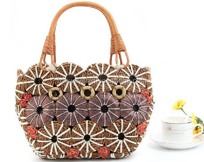 Wholesale Straw Beach Bags, Wholesale Straw Beach Bags Suppliers ...