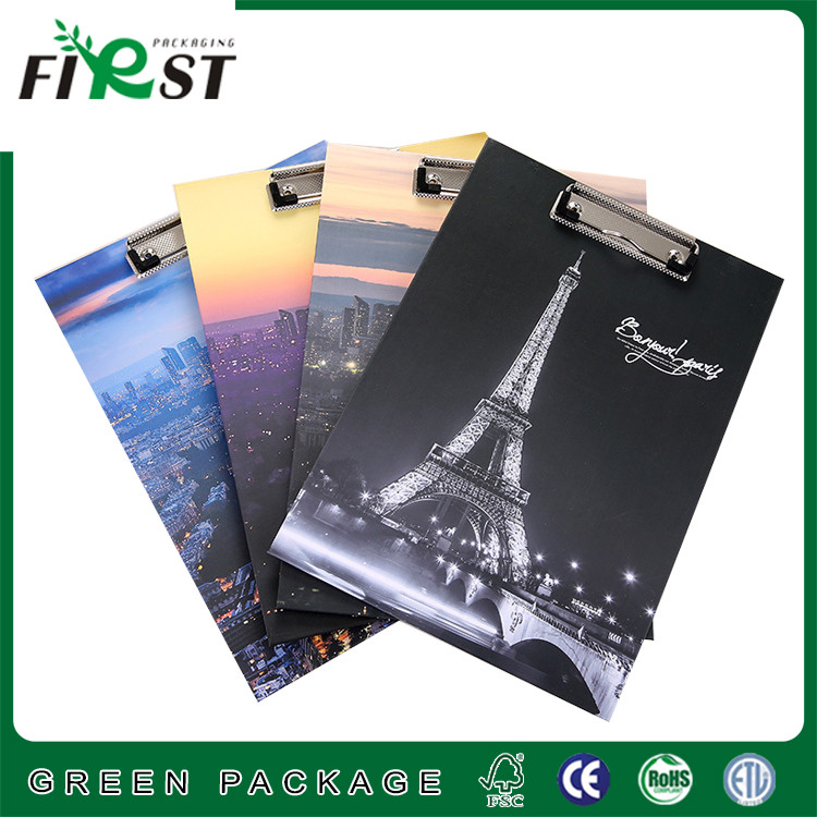 Printed paper file folder,custom cheap price paper file folder