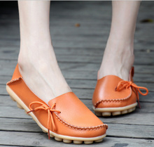 New Arrivals Casual Slip-on Flat Heel Loafers Women Shoes