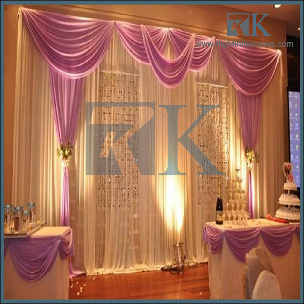 swag store performance wedding valane celebration backdrop festival product curtain color backcloth drape any for curtains party stage background wall