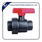 XUSHI Agriculture irrigation garden sprinklers plastic tubes PVC single union valve
