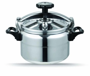 5L Super Aluminum Alloy Gas Pressure Cooker With Multiple Safety Devices