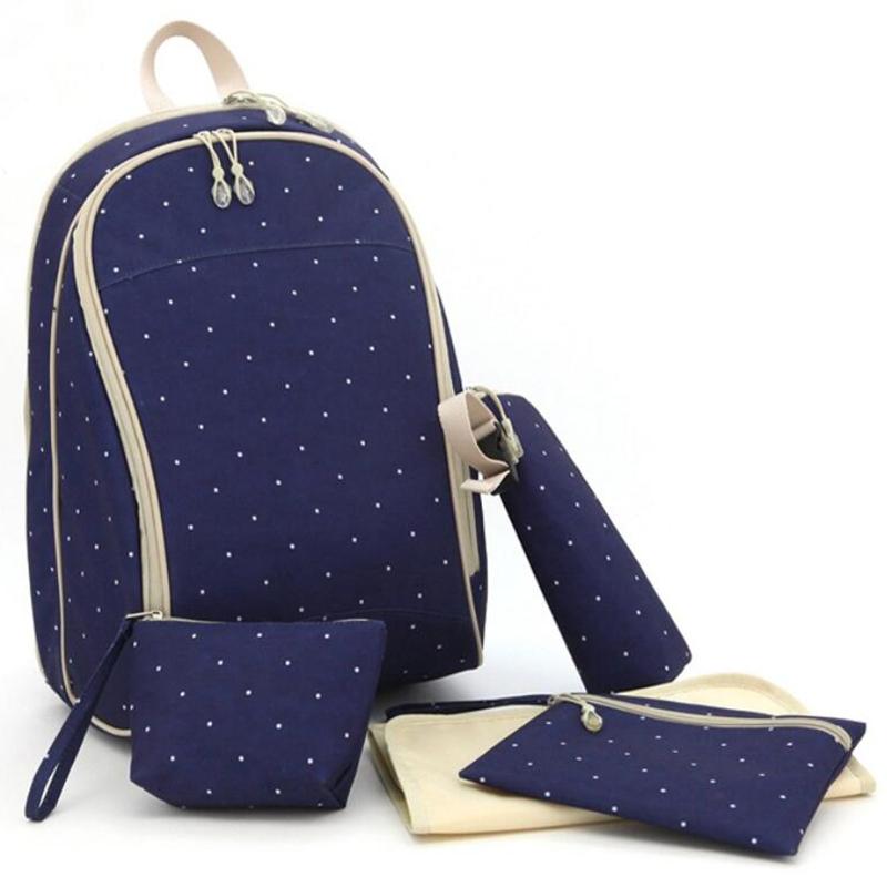 Multi-functional Mummy Shoulder Bag For Mother Backpack Baby Care Diaper Bag Women Maternity Organizer Stroller Bag 122