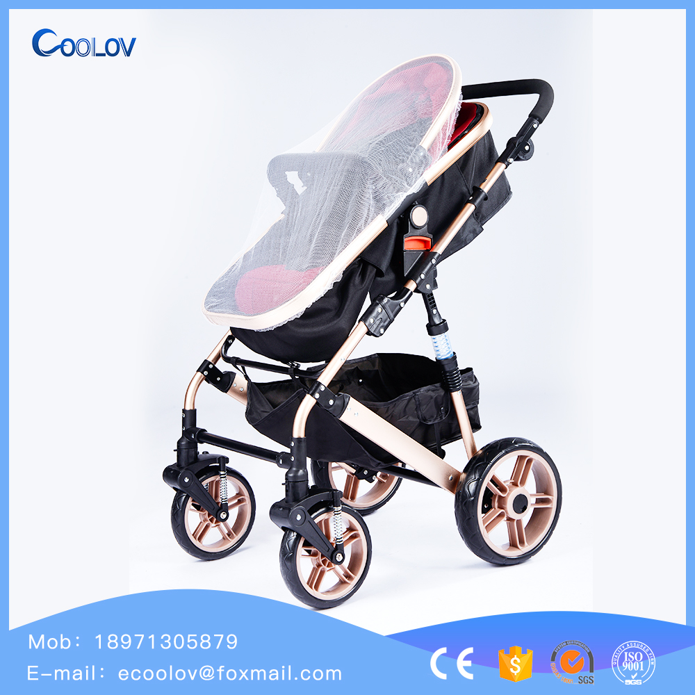 2017 new Light and comfortable baby carriage
