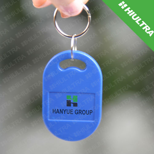 TK4100/EM4200 RFID Key fob Lable With Different Color For Access Control, Attendance