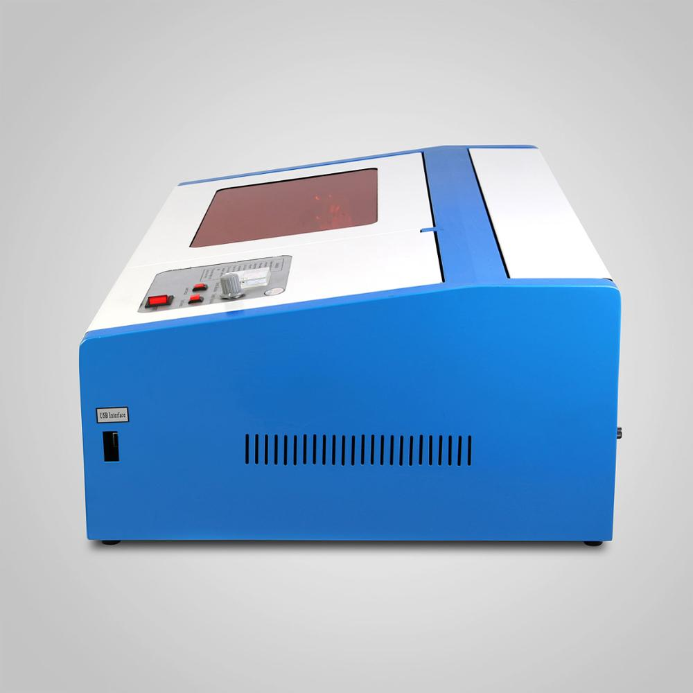 usb port replacement Updated HIGH PRECISE And HIGH SPEED Third Generation CO2 Laser Engraving Cutting Machine USB PORT