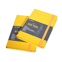 Top quality notebook printing/Notebook with elastic band/custom coloring notebook printing