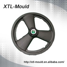 Plastic Model Car Steering Wheel Mould Made in China