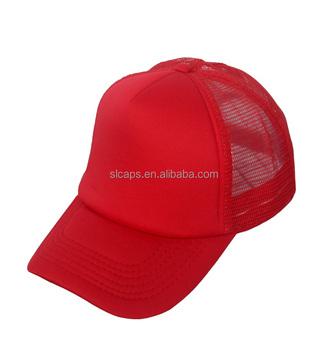 Blank Red Caps Hats Men Women Hats Summer New Baseball Cap Trucker Hats  Alibaba Best Sellers d3ed60c397d