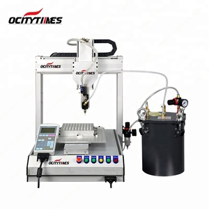 Ocitytimes new developed oil vaporizer cartridge filling machine automatic normal size capsule filling machine