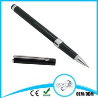 2015 promotional metal twist ball pen stylus pen