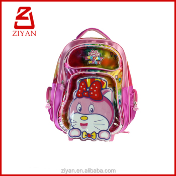 f1ac03a6d6 Girls Hello Kitty Kids School Trolley School Bags - Buy School Bag ...