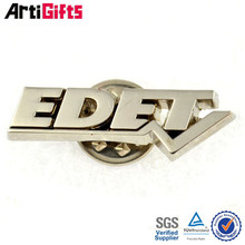 Promotion cheap enamel rotary lapel pin badges