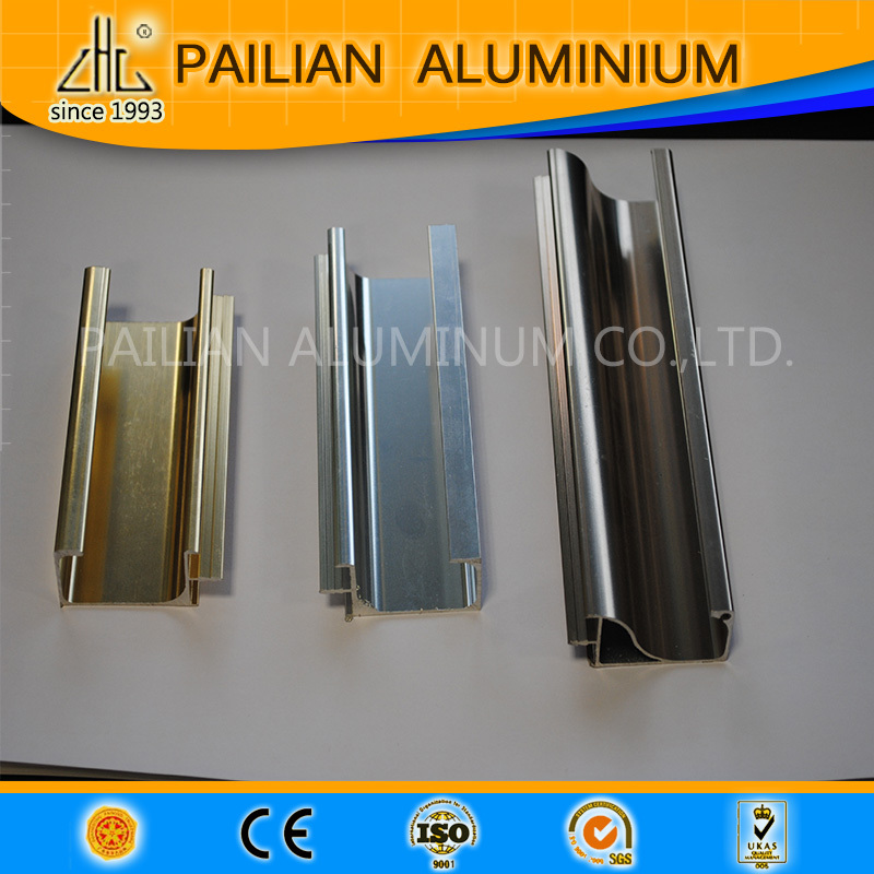 Hot!top quality aluminium billet China Manufacturer extrusion anodized polished aluminium online shopping india