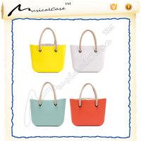 EVA materials big bag/tote bag quilted handbags can be customized