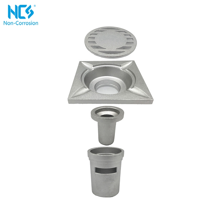 Chinese Company Wet Room Vertical Floor Drain