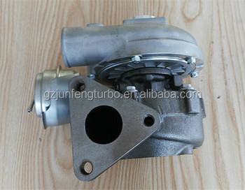 GT17 turbo 777218-5001 1044100FB turbo for HFC4DB1.2C engine