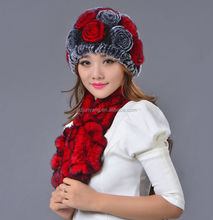 designs of handmade woolen muffler/long fur scarf/wholesale wool felt hat body