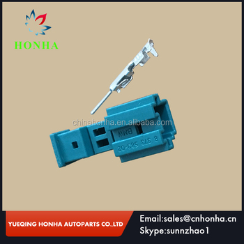 9 968554 1 8373583 02 pa66 blue bmw 2 pin male unsealed wire harness rh alibaba com