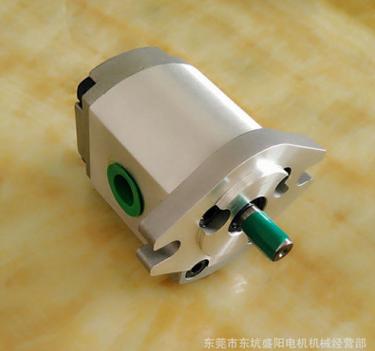 Denison T6GC hydraulic piston 12 volt hydraulic pump