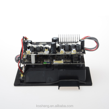 2 Layers HiFi Power Amplifier PCB Kit For Soudbar And Bookshelf Speaker