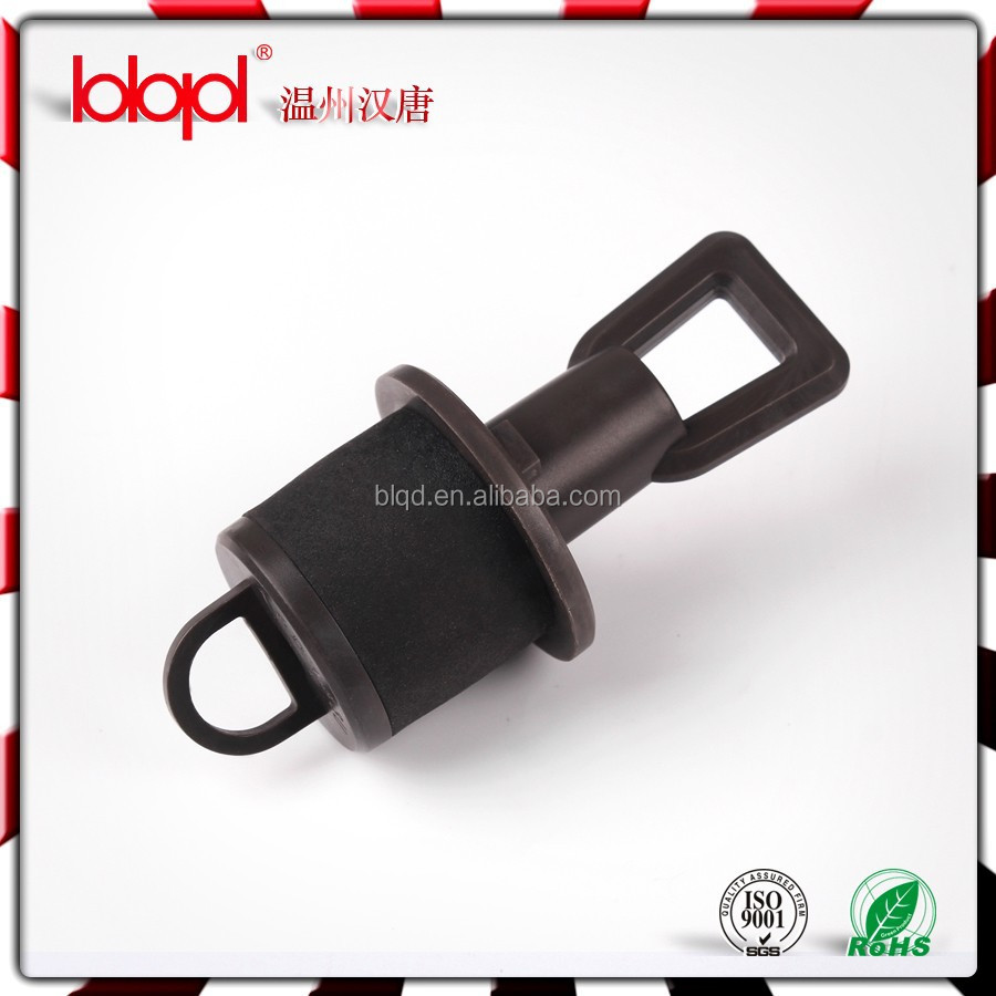 Fiber Optic Blank End Duct Plug 32 mm for duct ID 26-28mm
