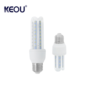 U shape 3w 4w 5w 6w 7w 8w 9w 10w 12w 15w 16w 18w 20w 24w 23w energy saving led light e27