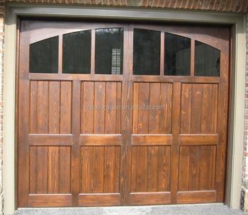 Garagentor Holz auto sicherheit schnitt holz scheunentor garagentore - buy