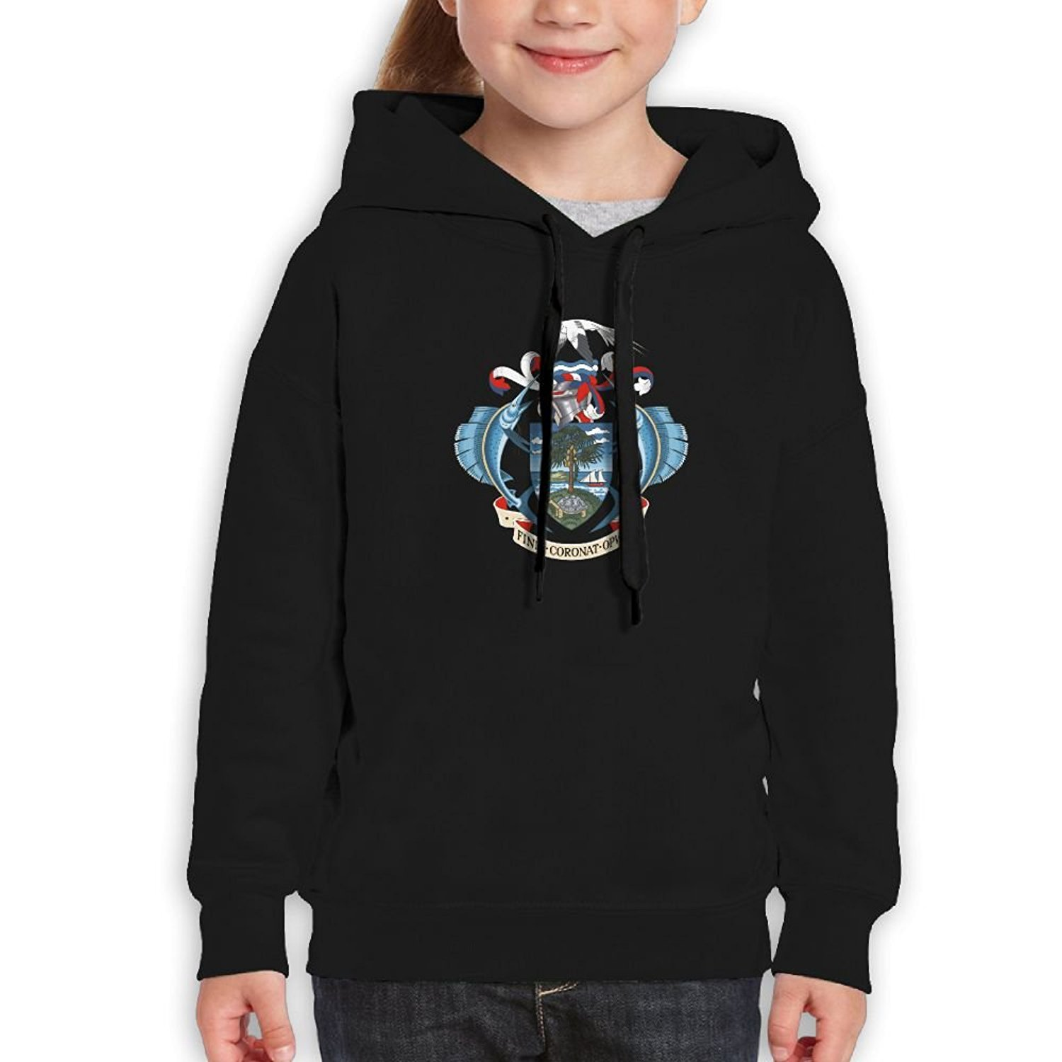DTMN7 Rabbit Best Graphic Printed Crew Neck Pullover For Youth Spring Autumn Winter