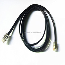 1.8m Flat 4P SDL male to RJ50 10P10C IBM Display cable for 3300HSI scanner