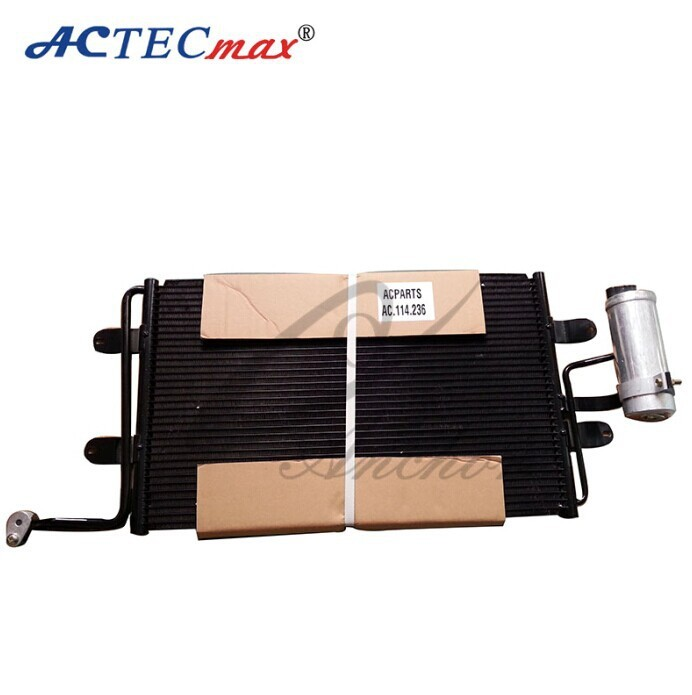 Brand new Auto Ac Condenser Unit/Parallel Flow Ac Condenser/ Air Conditioner Condenser for OEM1J0820411A / 1J0820411B / 1J082041