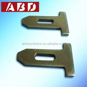 Short Wedge Bolt/Wedge Pin/Filler Pin Construction Formwork Hardware