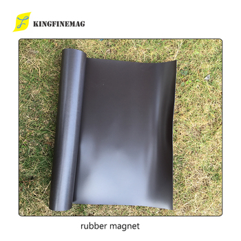 flexible rubber magnet flexi magnetic sheet magnetic roll plain rubber sheet 0.3 0.4 0.5mm,620